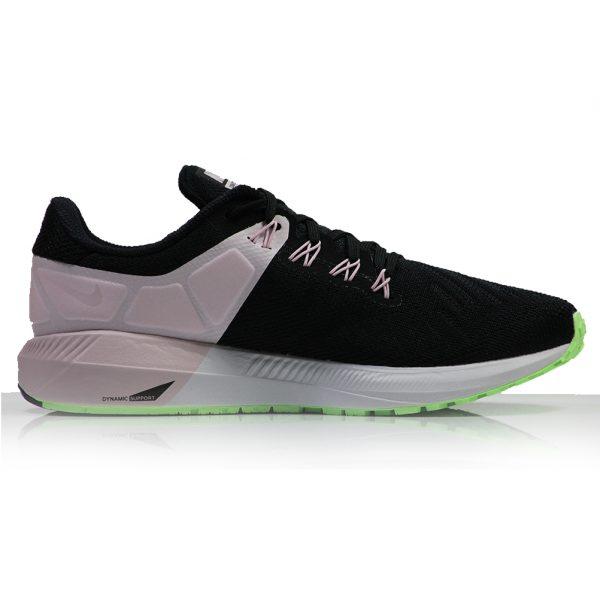 Nike Zoom Structure 22 Women's Running Shoe Back