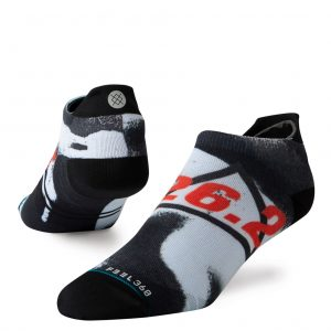 Stance Marathon Lite Tab Men's Running Sock Both