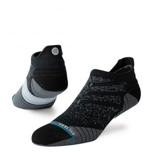 Stance Uncommon Men's Tab Running Sock Both