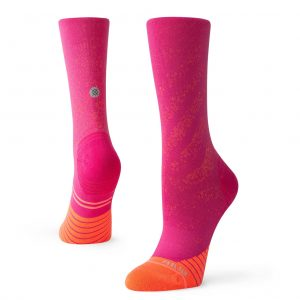 Stance Uncommon Crew Women's Running Sock Both