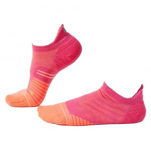 Stance Uncommon Women's Tab Running Socks Both Shown