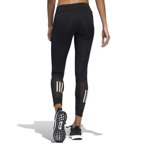 didas Own The Run Women's Tight Model View