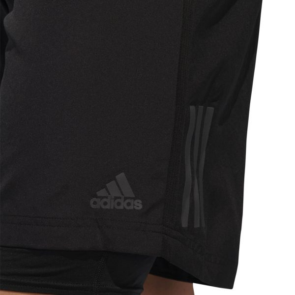Adidas Own The Run 2in1 7inch Men's Running Shorts Detail View