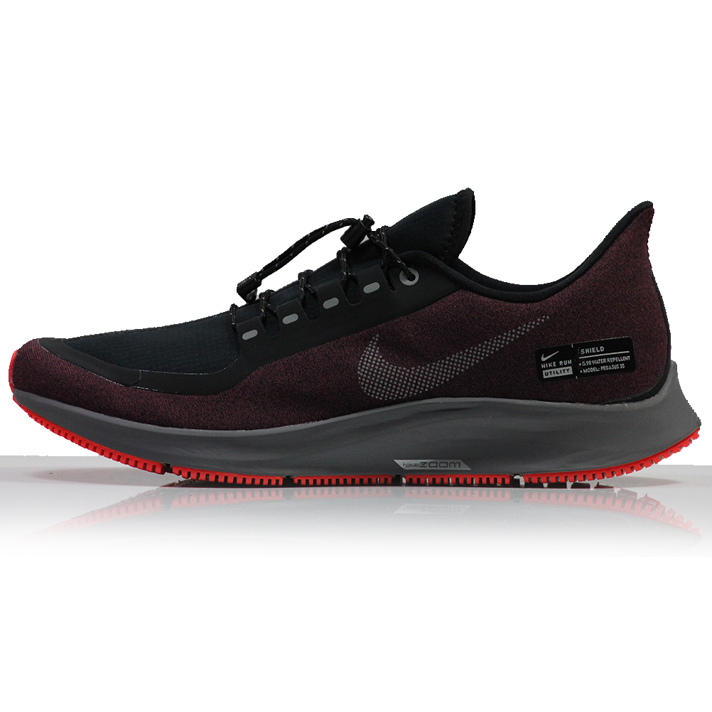 4d334e69ead2f Nike Air Zoom Pegasus 35 Shield Men s Running Shoe Side View