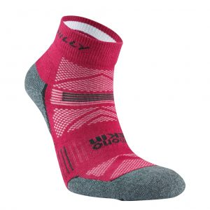 Hilly Supreme Anklet Running Sock Side View
