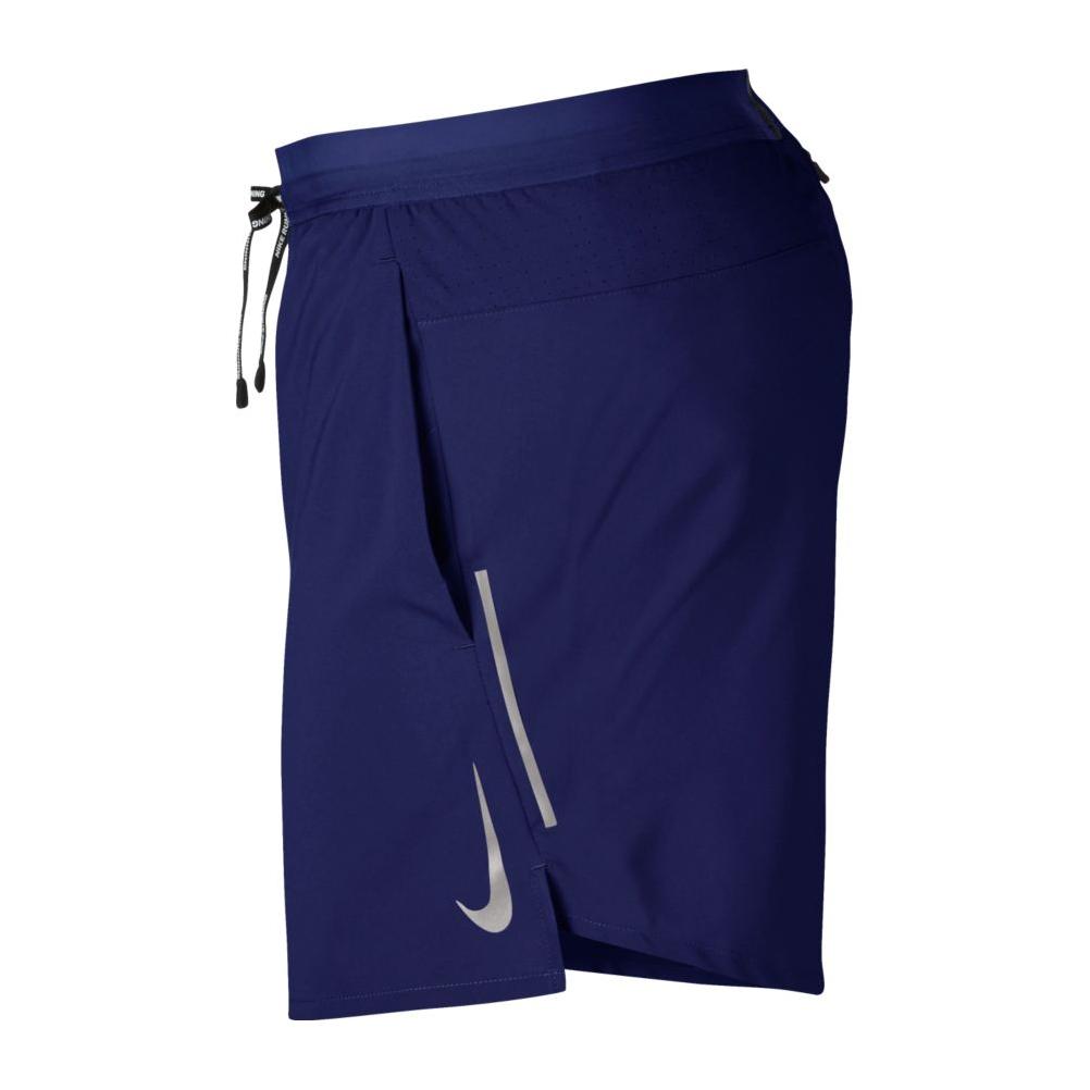 ced9213715a Nike Flex Stride Men's 5 Inch Running Short - Blue Void/Reflective Silver