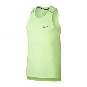 cdd7ea6f92c Nike Rise 356 Men s Running Tank – Barely Volt Aviator Grey Reflective  Silver