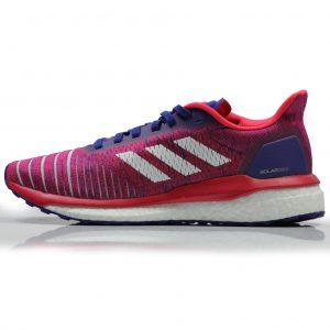 03b3674476b69 adidas Solar Drive Women s Running Shoe – Active Blue Footwear White Shock  Red
