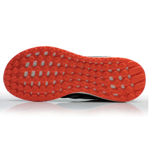 adidas Solar Drive Men's Running Shoe - Legend Ink/Raw White/True Orange Sole