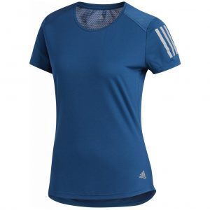 adidas own the run tee Women's Front View