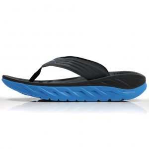 hoka one one ora flip mens side