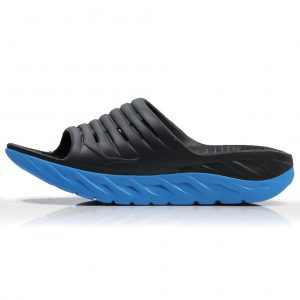 Hoka One One Ora Men's Recovery slide blue side