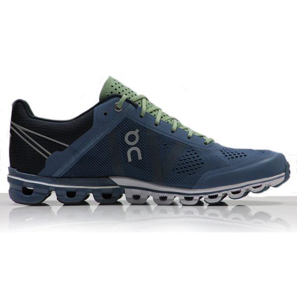 7d99426ac32dde On Cloudflow Men s Running Shoe - Lake Fern