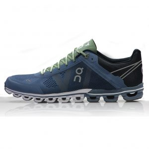 On Cloudflow Men's Running Shoe lake side