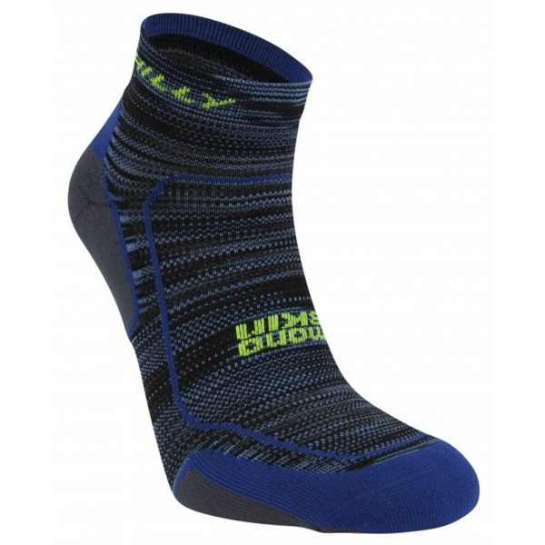 Hilly Lite Comfort Quarter Women's sock front