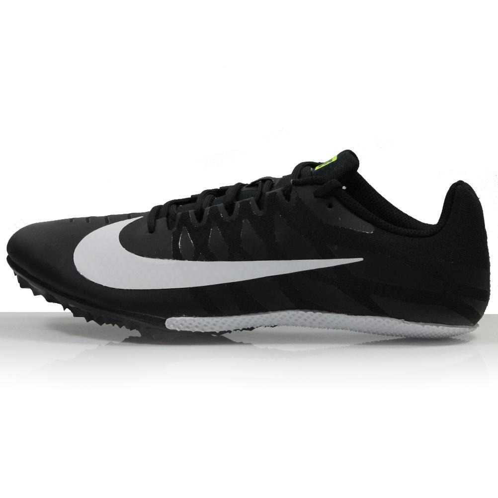 sports shoes 6e08c 0fdc9 Nike Zoom Rival S 9 Unisex Track Spike side