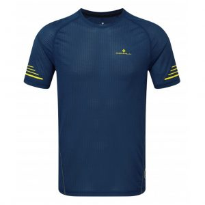 Ronhill Stride Short Sleeve Men's tee front