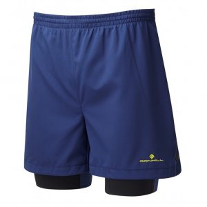 Ronhill Stride Twin Men's Running Short front