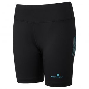 Ronhill Stride Stretch Women's Running Short peacock front