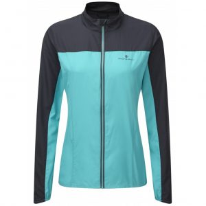 Ronhill Stride Windspeed Women's Running Jacket front