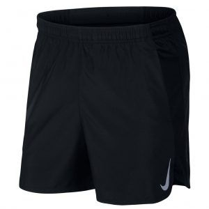 Nike Challenger 5 inch Men's Running Short black front