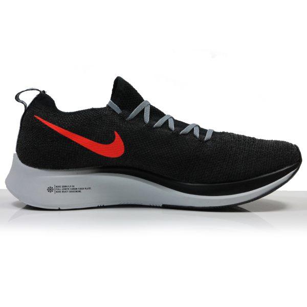 Nike Zoom Fly Flyknit Men's Running Shoe back