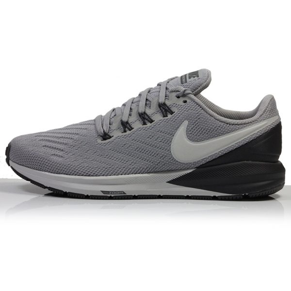 Nike Air Zoom Structure 22 grey side