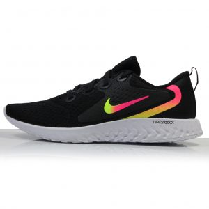 43af3d601178 Nike Legend React Women s Running Shoe – Black Volt White Hyper Pink