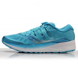 Saucony Ride ISO Women's blue side