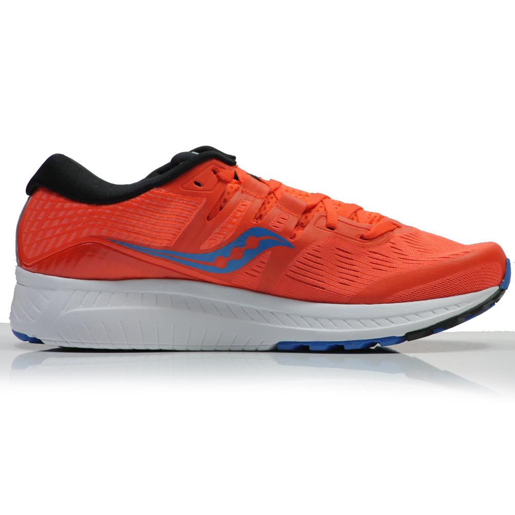 Saucony Ride ISO Men's Running Shoe - Orange/Blue | The