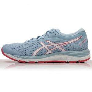 asics junior cumulus light blue