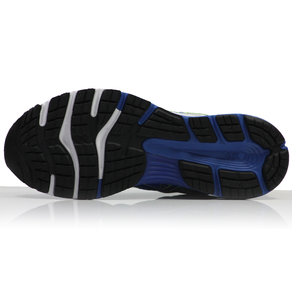 Asics Gel Nimbus 21 Men's Running Shoe Illusion BlueBlack