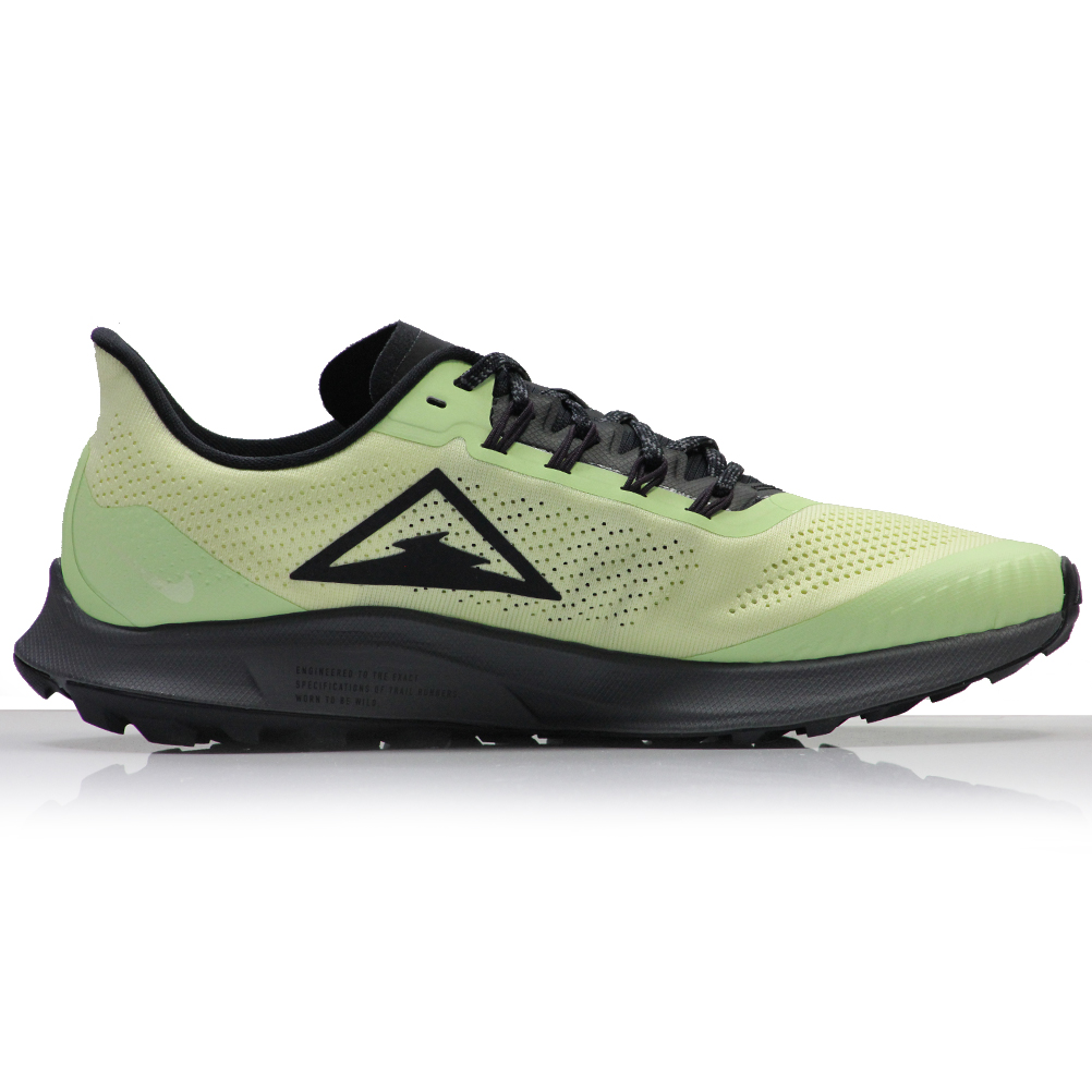 ab83c51f4ba Nike Air Zoom Pegasus 36 Women's Trail Running Shoe - Luminous Green/Black  | The Running Outlet