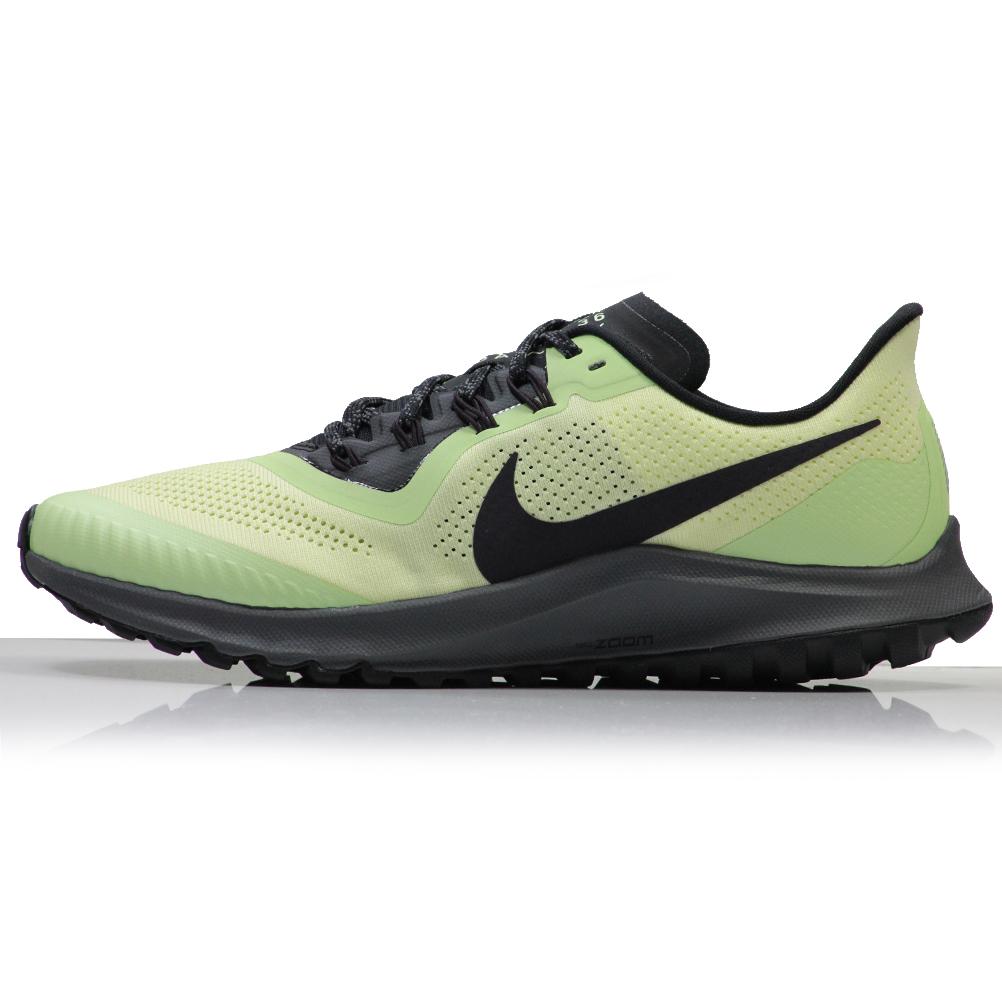 meilleure sélection 32c25 cc67b Nike Air Zoom Pegasus 36 Women's Trail Running Shoe - Luminous Green/Black
