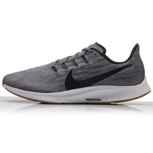 finest selection 421cd e8f42 Nike Air Zoom Pegasus 36 Women's Running Shoe - Gunsmoke/Oil Grey