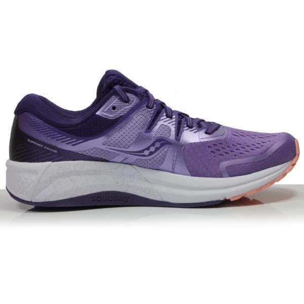 Saucony Omni ISO 2 Women's Running Shoe back
