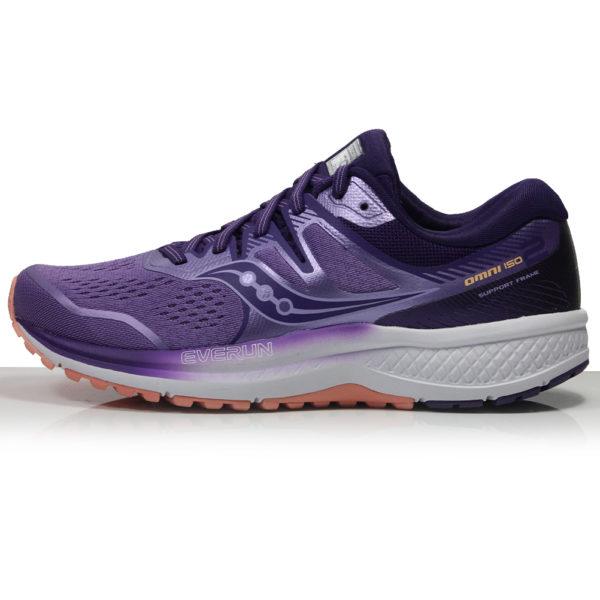 Saucony Omni ISO 2 Women's Running Shoe side