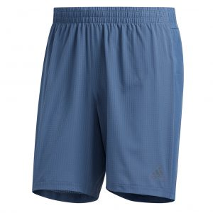 adidas Supernova 5inch Men's Running Short tech ink front