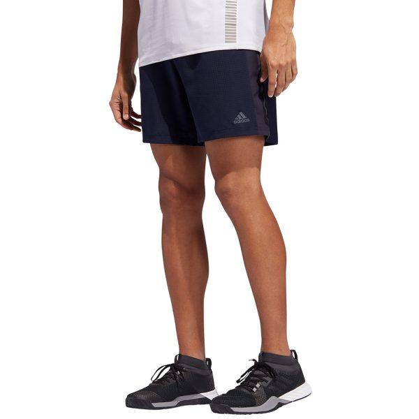 adidas Supernova 5inch Men's Running Short legend ink model