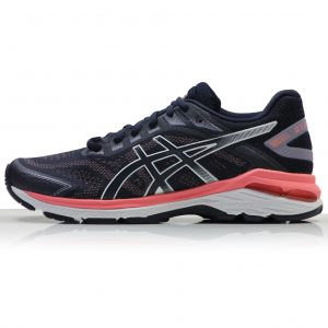 asics 2000 womens running shoes side