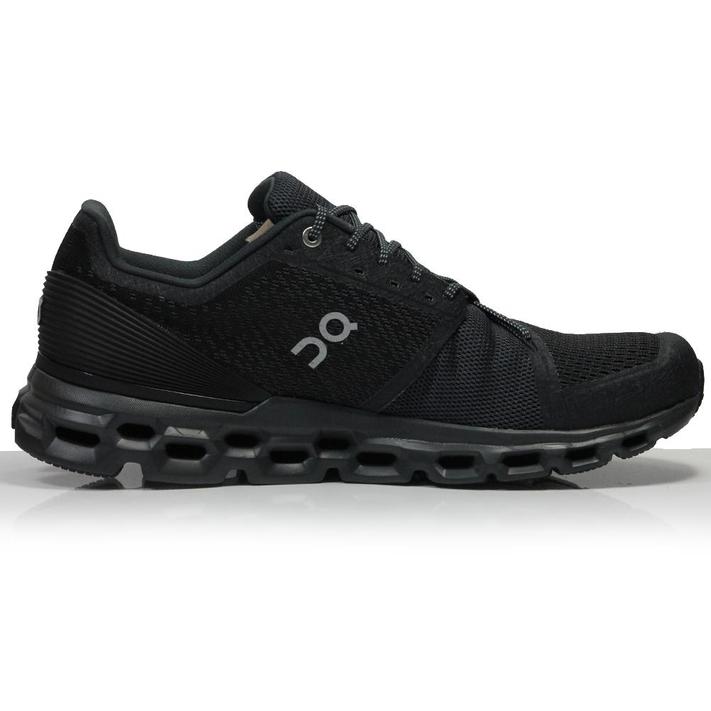 Running Shoe - Black/Shadow