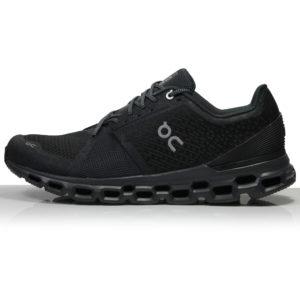 On Cloudstratus Men's Running Shoe Side