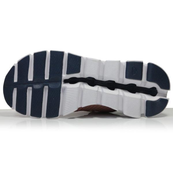 On Cloudswift Women's Running Shoe - Blush/Denim Sole