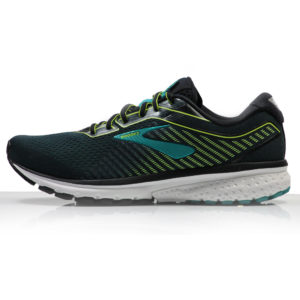 Brooks Ghost 12 Men's Running Shoe 2E Wide Fit Side