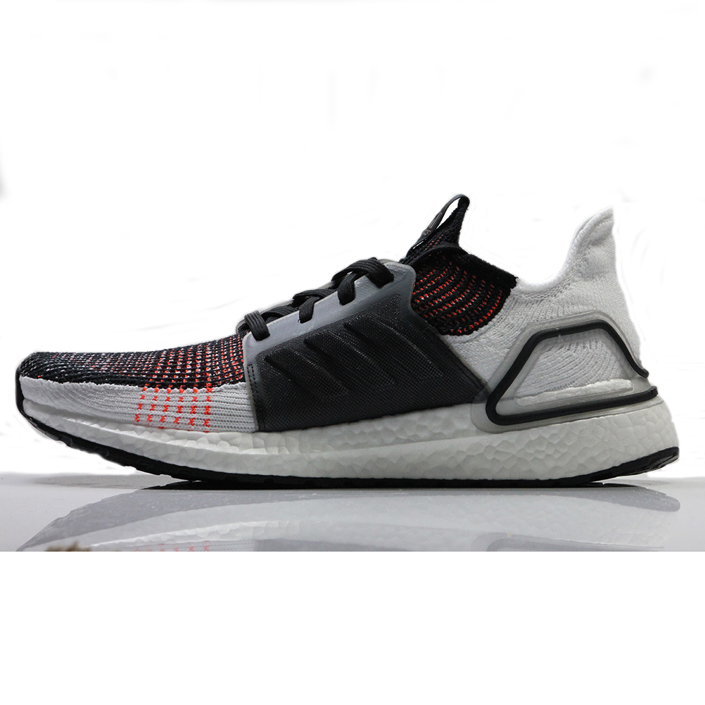 low priced cb8f8 a71eb adidas Ultra Boost 19 Men's Running Shoe - Core Black/Cloud White