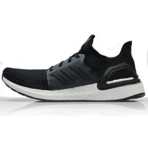 adidas Ultra Boost 19 Men's Running Shoe - Core Black Side