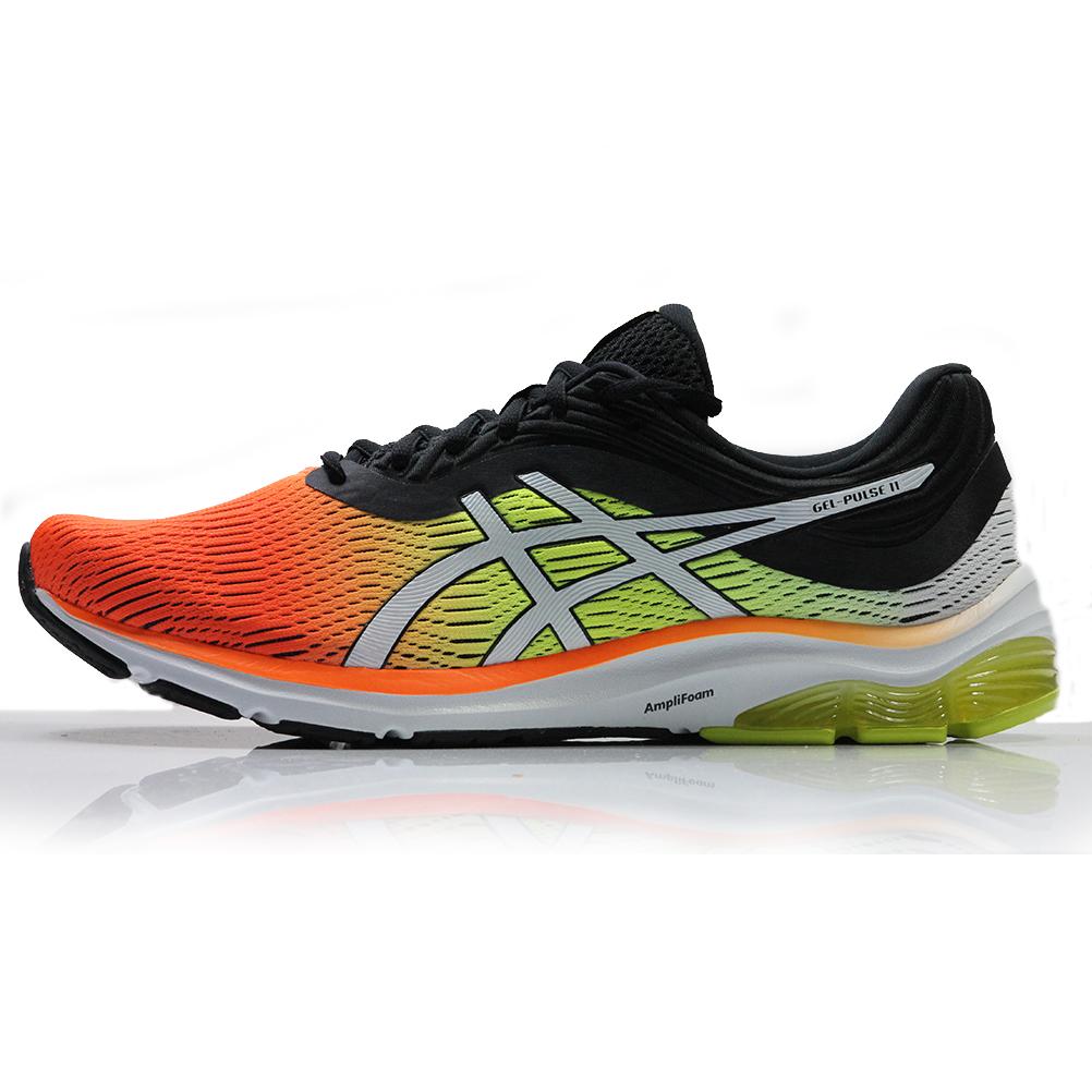new products 007ca 7960a Asics Gel Pulse 11 Men's Running Shoe - Shocking Orange/Black