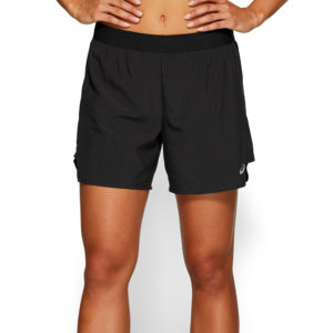 Asics 2in1 5inch Women's Running Short Front