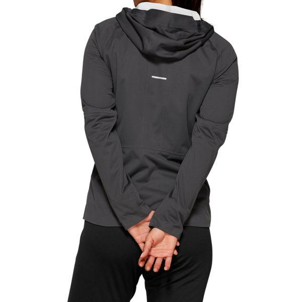 Asics Accelerate Women's Running Jacket Back
