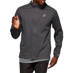 Asics Accelerate Men's Running Jacket Front